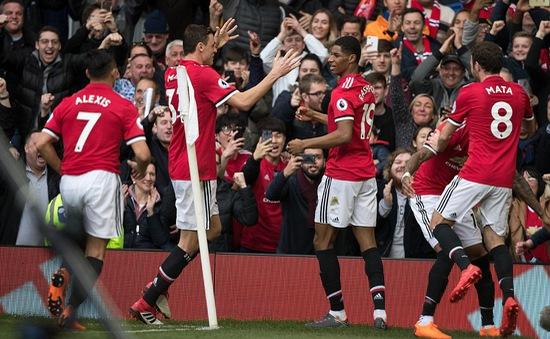 Mourinho: Man Utd xứng đáng có 3 điểm!