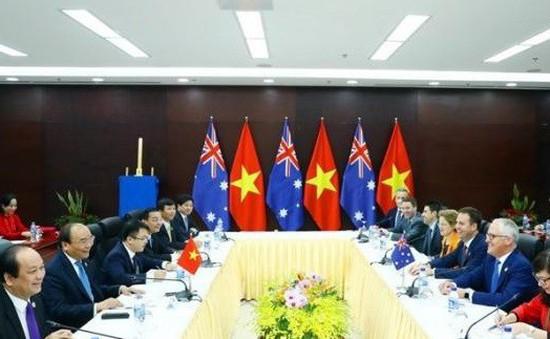 Dấu mốc mới trong quan hệ Việt Nam - Australia