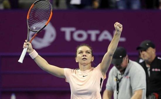 Halep và Kvitova tiến vào vòng 3 Indian Wells, Muguruza bị loại