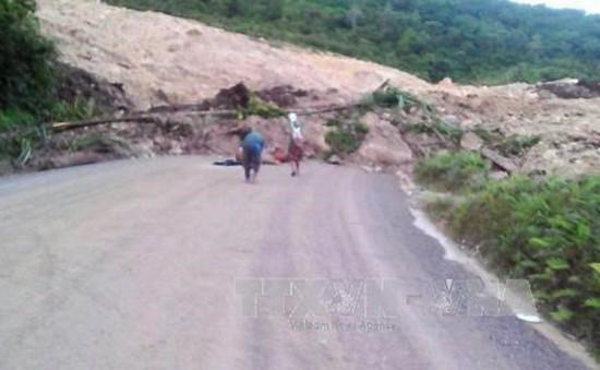 Papua New Guinea tiếp tục rung chuyển vì động đất