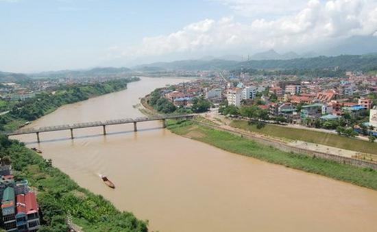 Hà Nội phân luồng giao thông thi công cầu Phú Thứ