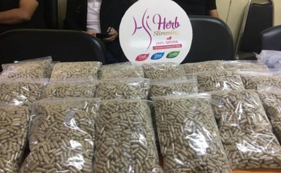 Thái Lan thu giữ thuốc chứa Sibutramine