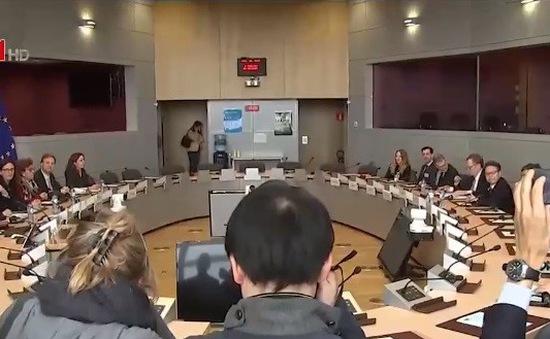 Bế tắc đàm phán giữa EU, Nhật Bản với Mỹ về thuế thép và nhôm