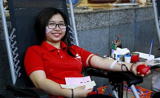 Dự kiến tiếp nhận khoảng 8000 đơn vị máu trong Lễ hội Xuân hồng 2018