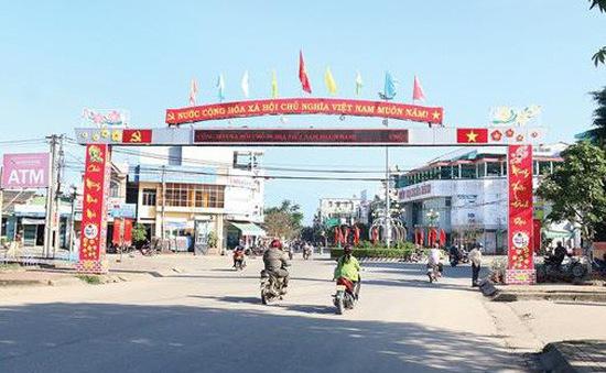 Huyện đầu tiên ở Quảng Ngãi cán đích nông thôn mới