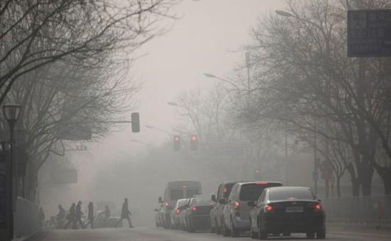 Trung Quốc áp đặt các quy định giao thông mới đối phó với ô nhiễm không khí