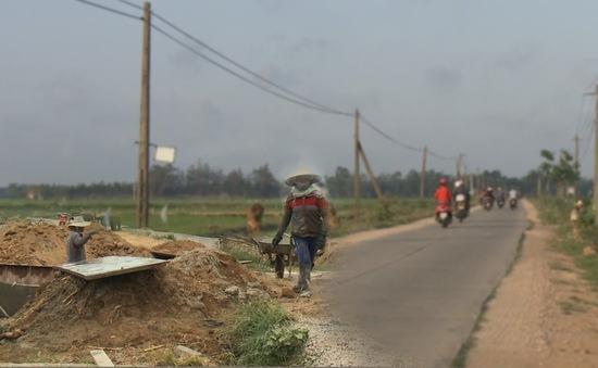Quảng Nam giải quyết nợ đọng xây dựng nông thôn mới