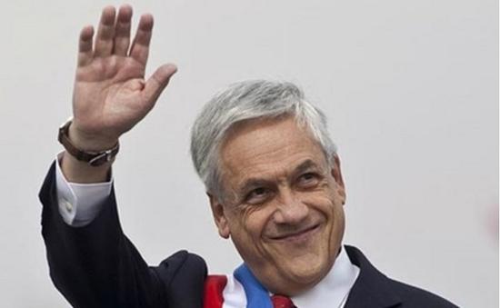 Ông Sebastian Piñera nhậm chức Tổng thống Chile