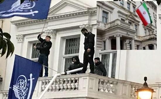 Bộ Ngoại giao Iran triệu tập Đại sứ Anh về vụ đột nhập đại sứ quán