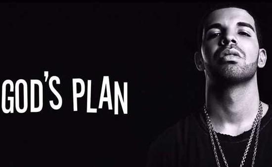 """""""God's Plan"""" của Drake giữ vị trí quán quân 6 tuần liên tiếp của BillBoard Hot 100"""