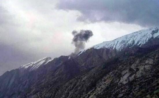 Máy bay Thổ Nhĩ Kỳ rơi ở Iran, 11 người thiệt mạng