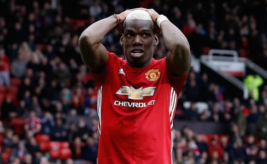 Pogba: Sự khắc nghiệt tại Man Utd đã giúp tôi tốt hơn