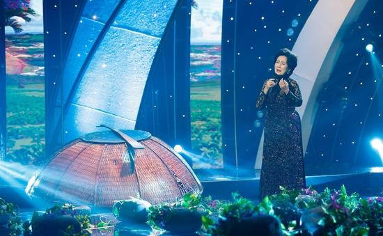 Sol Vàng: Danh ca Phương Dung xúc động hát về quê hương Gò Công