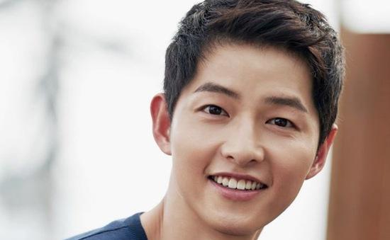 Song Joong Ki sắp trở lại với phim ảnh?