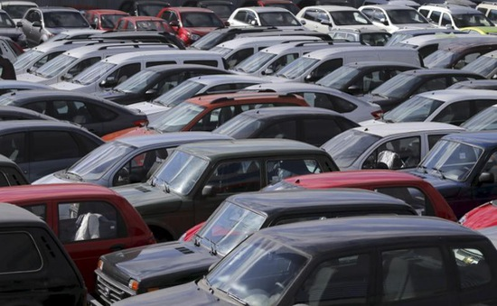 """10 mẫu xe bán chạy nhất tháng 2/2018: """"Chìm nghỉm"""" vì… Tết"""