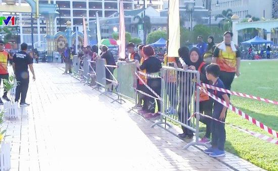 Thi chạy để kỷ niệm ngày Quốc khánh tại Brunei