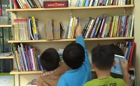 Việc tử tế: Thư viện sách cộng đồng của trẻ em ở ngoại thành Hà Nội