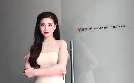 Diễm Trang - nàng Á hậu xinh đẹp, tài năng của VTV