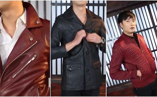 Cách chọn áo da cho chàng vừa đẹp, vừa hợp túi tiền