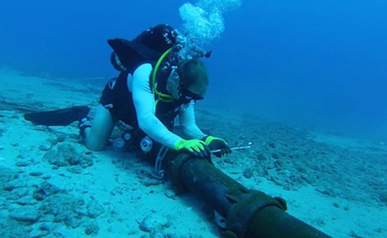 Ngày 10/4 sẽ hoàn tất việc sửa tuyến cáp quang biển APG