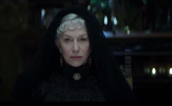 """""""Dinh thự Winchester"""" mở đầu thể loại phim kinh dị năm 2018"""