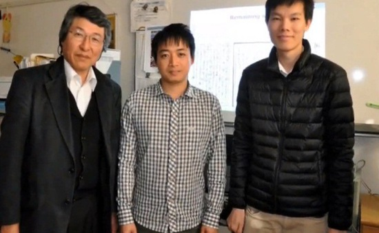 Nghiên cứu sinh Việt Nam vô địch giải trí tuệ nhân tạo tại Nhật Bản