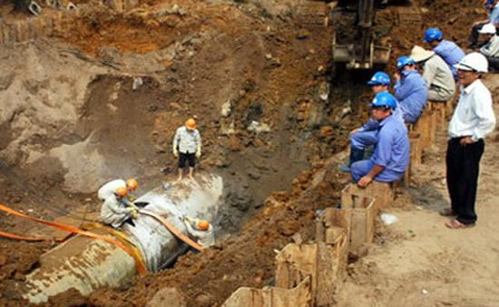 Hôm nay tuyên án vụ vỡ đường ống nước sạch sông Đà