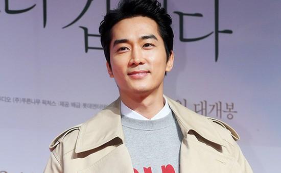 Song Seung Hun lần đầu xuất hiện sau khi chia tay Lưu Diệc Phi