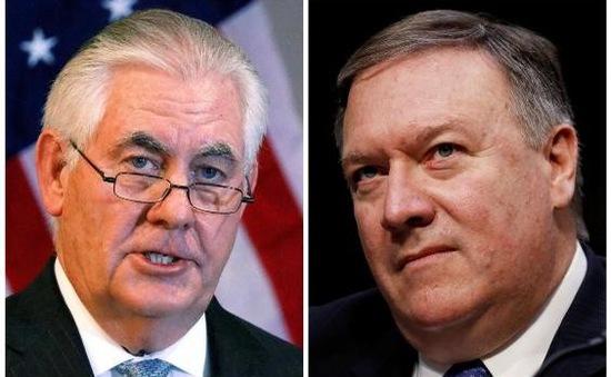 Tổng thống Mỹ chọn Giám đốc CIA làm Ngoại trưởng mới