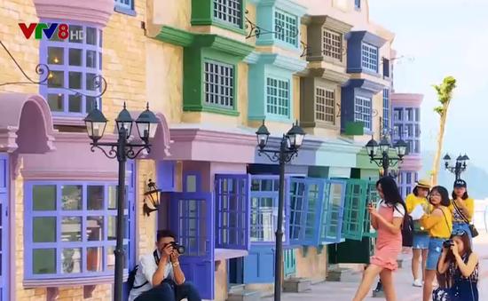 Thú vị khu phố mang phong cách châu Âu tại Nha Trang