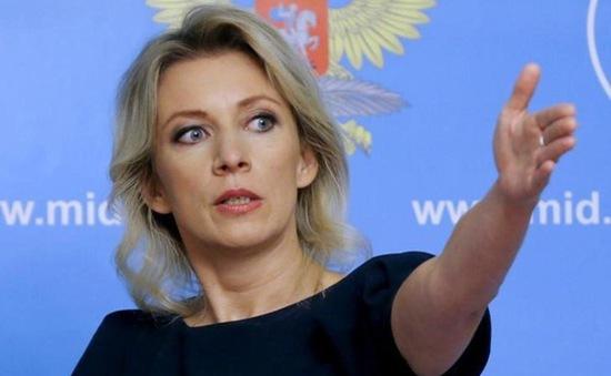 Moscow dọa đáp trả nếu Anh cấm cửa Đài Truyền hình Nga
