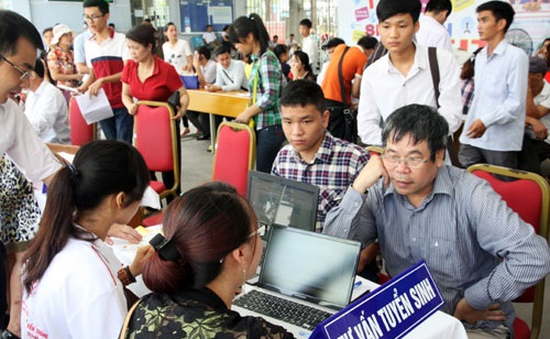 Hướng dẫn công tác tuyển sinh Đại học, Cao đẳng chính quy 2018