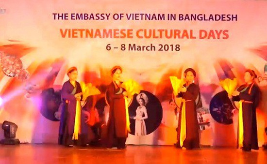 Những ngày văn hóa Việt Nam tại Bangladesh