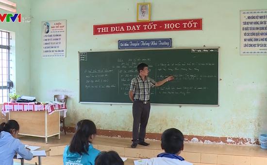Giáo viên Đăk Lăk không đồng ý sang địa phương khác thi tuyển