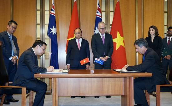 Việt Nam- Australia phối hợp thúc đẩy hợp tác về Khoa học, Công nghệ và Đổi mới sáng tạo
