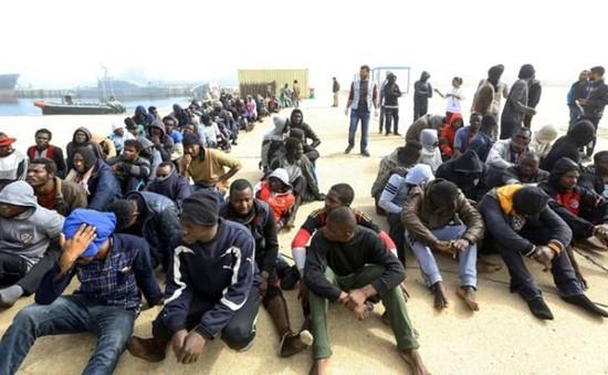 Libya ban hành lệnh bắt giữ hơn 200 đối tượng buôn bán người