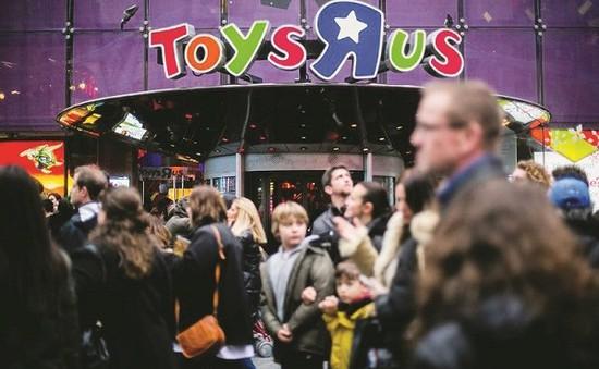 """Tập đoàn đồ chơi Toys """"R"""" Us đóng cửa tất cả các chi nhánh trên nước Mỹ"""