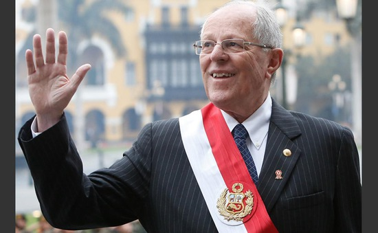 Quốc hội Peru thông qua kiến nghị phế truất Tổng thống Kuczynski