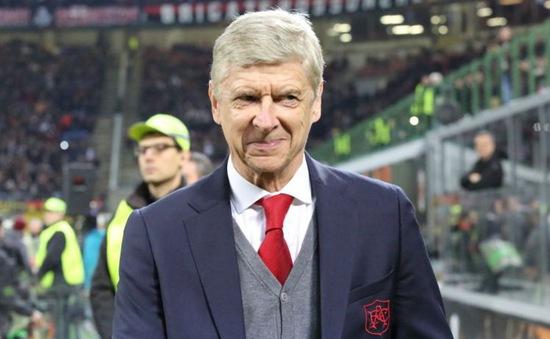 """Wenger tiết lộ """"ông kẹ"""" đáng sợ nhất tứ kết Europa League 2017/18"""