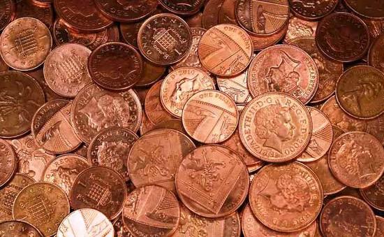 Tranh cãi quanh việc bỏ tiền xu mệnh giá nhỏ tại Anh