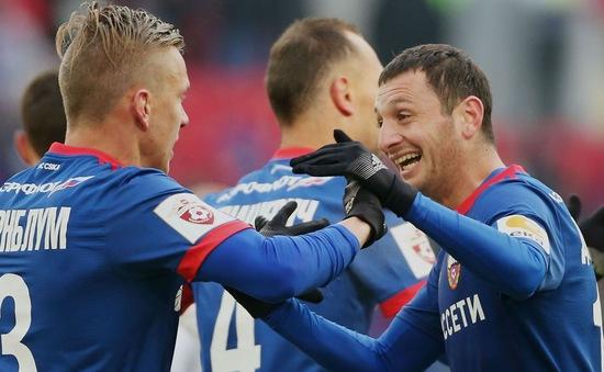 Lyon 2 - 3 CSKA Moscow