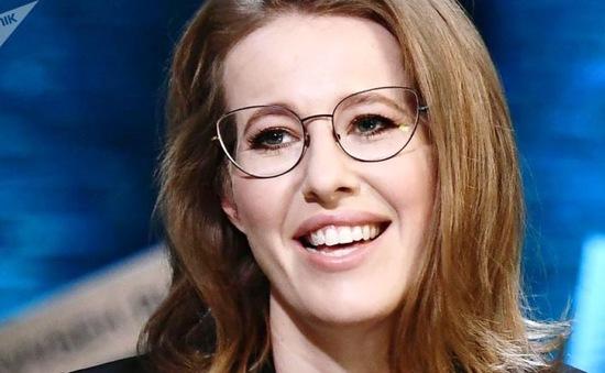 Nữ ứng cử viên Tổng thống duy nhất của Nga