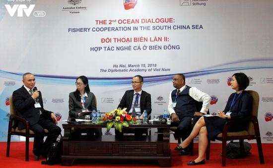 Đối thoại Biển lần thứ hai: Hợp tác nghề cá tại Biển Đông