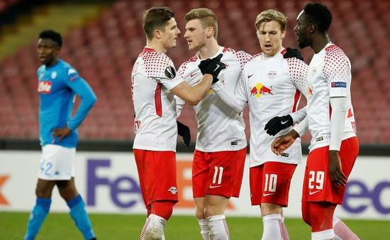 Europa League: Zenit St. Petersburg 1 - 1 RasenBallsport Leipzig
