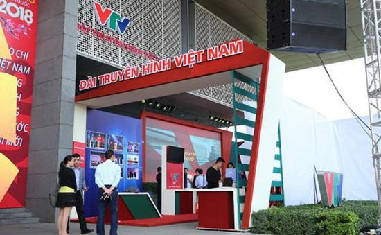 THTT Khai mạc Hội báo toàn quốc 2018 (09h00, VTV1)