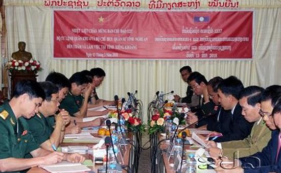 Việt Nam - Lào lên kế hoạch tìm hài cốt liệt sỹ