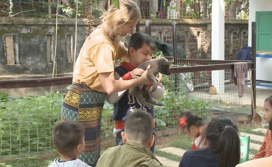 Hội bảo vệ động vật Paws for Compassion - người bạn của động vật hoang