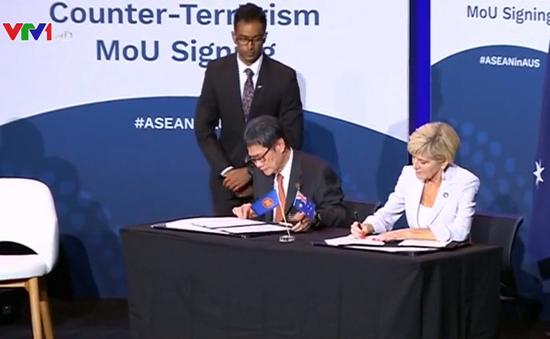 Australia - ASEAN hợp tác chống khủng bố
