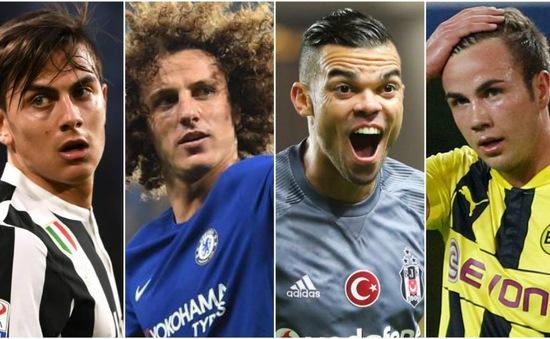 17 ngôi sao nguy cơ vắng mặt ở World Cup 2018 vì lỗi hẹn với ĐTQG