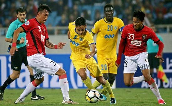 Vòng 2 Nuti Café V.League 2018: FLC Thanh Hóa - CLB TP Hồ Chí Minh (17h00, trực tiếp trên VTV6)